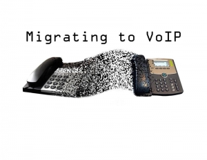 Migrating to VoIP